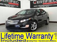 Chevrolet Volt FORWARD COLLISION ALERT LANE DEPARTURE WARNING NAVIGATION LEATHE 2014