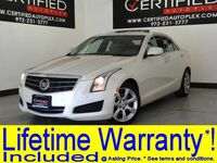 Cadillac ATS 2.5L LUXURY COLD WEATHER PKG SUN AND SOUND PKG NAVIGATION SUNROOF LEATHER 2014