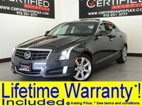 Cadillac ATS 2.0T PERFORMANCE NAVIGATION SUNROOF LEATHER REAR CAMERA REAR PARKING AID 2014