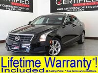 Cadillac ATS4 2.0T LUXURY AWD NAVIGATION SUNROOF LEATHER HEATED SEATS REAR CAMERA 2014