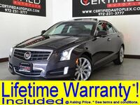 Cadillac ATS4 2.0T PREMIUM AWD HEADS UP DISPLAY COLD WEATHER PKG NAVIGATION SUNROOF 2014