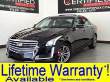 2017 Cadillac CTS 3.6 LUXURY LANE DEPARTURE SYSTEM BLIND SPOT MONITOR SUNROOF NAVIGATION Carrollton TX