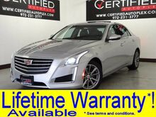 2017 Cadillac CTS 3.6 LUXURY LANE DEPARTURE SYSTEM BLIND SPOT ASSIST PANORAMA NAVIGATION Carrollton TX