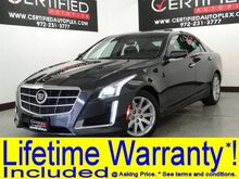 2014 Cadillac CTS 2.0T TURBO LUXURY PANORAMA LEATHER HEATED/COOLED SEATS REAR CAMERA Carrollton TX