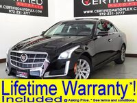 Cadillac CTS4 LUXURY AWD NAVIGATION SUNROOF LEATHER HEATED/COOLED SEATS BLUETOOTH 2014