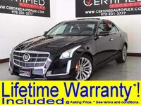 Cadillac CTS4 2.0T LUXURY AWD BLIND SPOT MONITOR COLLISION ALERT NAVIGATION PANORAMA 2014