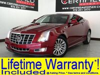 Cadillac CTS COUPE PERFORMANCE BLIND SPOT ASSIST LEATHER HEATED SEATS REAR CAMERA REAR PARKING 2014