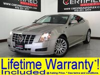 Cadillac CTS4 COUPE AWD LEATHER REAR PARKING AID BLUETOOTH BOSE SOUND REMOTE ENGINE START 2014