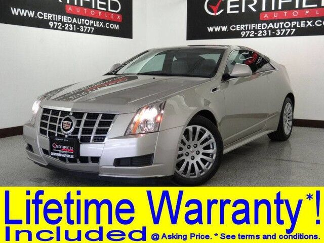 2014 Cadillac CTS4 COUPE AWD LEATHER REAR PARKING AID BLUETOOTH BOSE SOUND REMOTE ENGINE START Carrollton TX