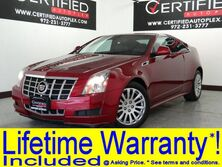 Cadillac CTS4 COUPE 3.6L AWD REAR PARKING AID REMOTE ENGINE START KEYLESS START REAR A/C 2014