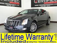 Cadillac CTS4 COUPE AWD LEATHER HEATED SEATS REAR CAMERA REAR PARKING AID KEYLESS ST 2014