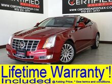 2014 Cadillac CTS4 COUPE 3.6L PERFORMANCE AWD BLIND SPOT ASSIST NAVIGATION SUNROOF LEATHE Carrollton TX