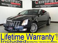 Cadillac CTS4 COUPE 3.6L PERFORMANCE AWD BLIND SPOT ASSIST NAVIGATION SUNROOF LEATHER 2014
