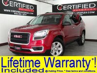 GMC Acadia SLE REAR CAMERA REAR PARKING AID REAR A/C 3RD ROW SEAT POWER LOC 2014