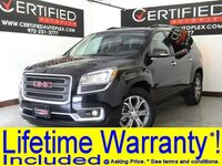 GMC Acadia SLT AWD LEATHER HEATED SEATS CAPTAIN CHAIRS REAR CAMERA REAR PARKING AID 2014
