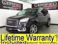 GMC Acadia SLT AWD NAVIGATION SUNROOF HEATED SEATS REAR CAMERA BLUETOOTH 2014
