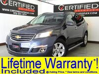 Chevrolet Traverse LT REAR CAMERA BLUETOOTH CAPTAIN CHAIRS FOLD-AWAY SEATING REAR A/C 3RD ROW 2014