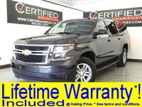 Chevrolet Suburban LT DRIVER ALERT PKG NAVIGATION LEATHER HEATED SEATS REAR CAMERA BLUETOOTH 2015