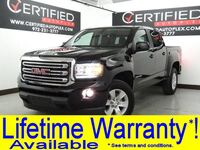 GMC Canyon SLE CREW CAB SHORT BED CAR PLAY REAR CAMERA POWER LOCKS POWER DRIVER SEAT 2016