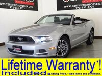Ford Mustang CONVERTIBLE PREMIUM LEATHER SEATS SHAKER SOUND SYSTEM POWER LOCKS POWER DRIVER SEAT 2014