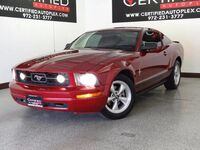 Ford Mustang V6 LEATHER SEATS SHAKER SOUND SYSTEM KEYLESS ENTRY POWER LOCKS POWER SEAT 2007