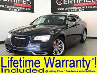 Chrysler 300C V6 NAVIGATION SUNROOF LEATHER HEATED/COOLED SEATS REAR CAMERA ALPINE SOUND 2016