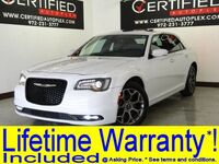 Chrysler 300S V6 AWD BLIND SPOT ASSIST NAVIGATION PANORAMA LEATHER HEATED SEATS REAR CAME 2015