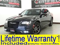 Chrysler 300S V6 AWD NAVIGATION LEATHER HEATED SEATS REAR CAMERA BEATS AUDIO SYSTEM 2015
