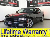 Dodge Charger R/T V8 HEMI HEATED SEATS BLUETOOTH KEYLESS START PADDLE SHIFTERS ALPINE 2016