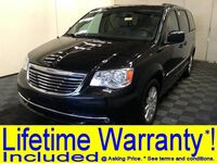 Chrysler Town & Country TOURING DVD VIDEO SYSTEM OVERHEAD MONITORS LEATHER SEATS CAPTAIN CHAIRS 2016