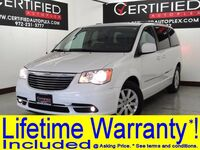 Chrysler Town & Country TOURING V6 LEATHER SEATS REAR A/C 3RD ROW SEAT POWER LOCKS 2016
