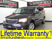 Chrysler Town & Country TOURING TV DVD ENTERTAINMENT LEATHER SEATS REAR CAMERA BLUETOOTH REAR A/C R 2016