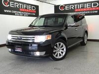 Ford Flex LIMITED NAVIGATION LEATHER HEATED SEATS REAR CAMERA REAR PARKING AID 2010