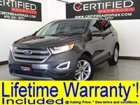 Ford Edge SEL BLIND SPOT MONITOR NAVIGATION LEATHER HEATED SEATS REAR CAMERA 2016