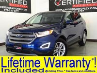 Ford Edge SEL AWD NAVIGATION LEATHER HEATED SEATS REAR CAMERA REAR PARKING AID 2015