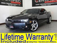 Chevrolet Camaro SS HEADS UP DISPLAY NAVIGATION LEATHER HEATED SEATS REAR CAMERA 2015