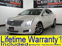 Cadillac XTS LUXURY PANORAMA LEATHER HEATED/COOLED SEATS REAR CAMERA REAR PARKING AID PA 2013
