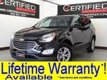 2016 Chevrolet Equinox LT REAR CAMERA ROOF LUGGAGE RACK POWER LOCKS POWER DRIVER SEAT POWER WINDOW