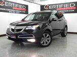 2010 Acura MDX AWD ADVANCE AND ENTERTAINMENT PKG NAVIGATION BLIND SPOT ASSIST SUNROOF LEAT