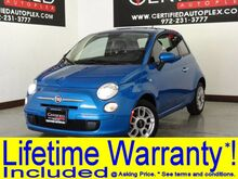 2015 FIAT 500 POP POWER LOCKS POWER WINDOWS POWER MIRRORS CRUISE ALLOY Carrollton TX