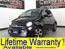 2015 FIAT 500e NAVIGATION HEATED SEATS REAR PARKING AID POWER LOCKS POWER WINDO Carrollton TX