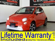 2015 FIAT 500e NAVIGATION HEATED SEATS BLUETOOTH POWER LOCKS POWER WINDOWS POWE Carrollton TX