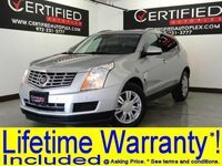 Cadillac SRX 3.6L LUXURY NAVIGATION SUNROOF LEATHER HEATED SEATS REAR CAMERA PARK ASSIST 2014