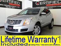 Cadillac SRX 3.6L LUXURY BLIND SPOT MONITOR COLLISION ALERT PANORAMA LEATHER 2014
