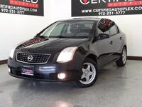 Nissan Sentra CRUISE CONTROL POWER WINDOWS POWER MIRRORS POWER LOCKS KEYLESS ENTRY MANUAL 2008