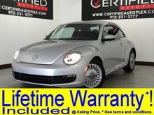 2014 Volkswagen Beetle 2.5L HEATED SEATS BLUETOOTH POWER LOCKS POWER WINDOWS POWER HEATED MIRRORS Carrollton TX