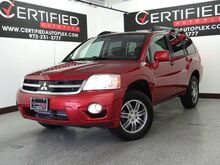 2008 Mitsubishi Endeavor SE NAVIGATION SUNROOF LEATHER HEATED SEATS ROOF LUGGAGE RACK POWER LOCKS PO Carrollton TX