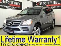 Mercedes-Benz GL450 4MATIC BLIND SPOT ASSIST CONVENIENCE PKG NAVIGATION SUNROOF LEATHER HEATED SEATS 2012