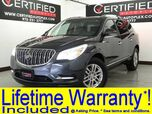 2014 Buick Enclave CONVENIENCE CAPTAIN CHAIRS REAR CAMERA 3RD ROW POWER LOCKS POWER SEATS
