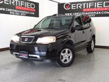 2006 Saturn VUE POWER LOCKS POWER WINDOWS POWER MIRRORS ROOF LUGGAGE RACK CRUISE ALLOY Carrollton TX